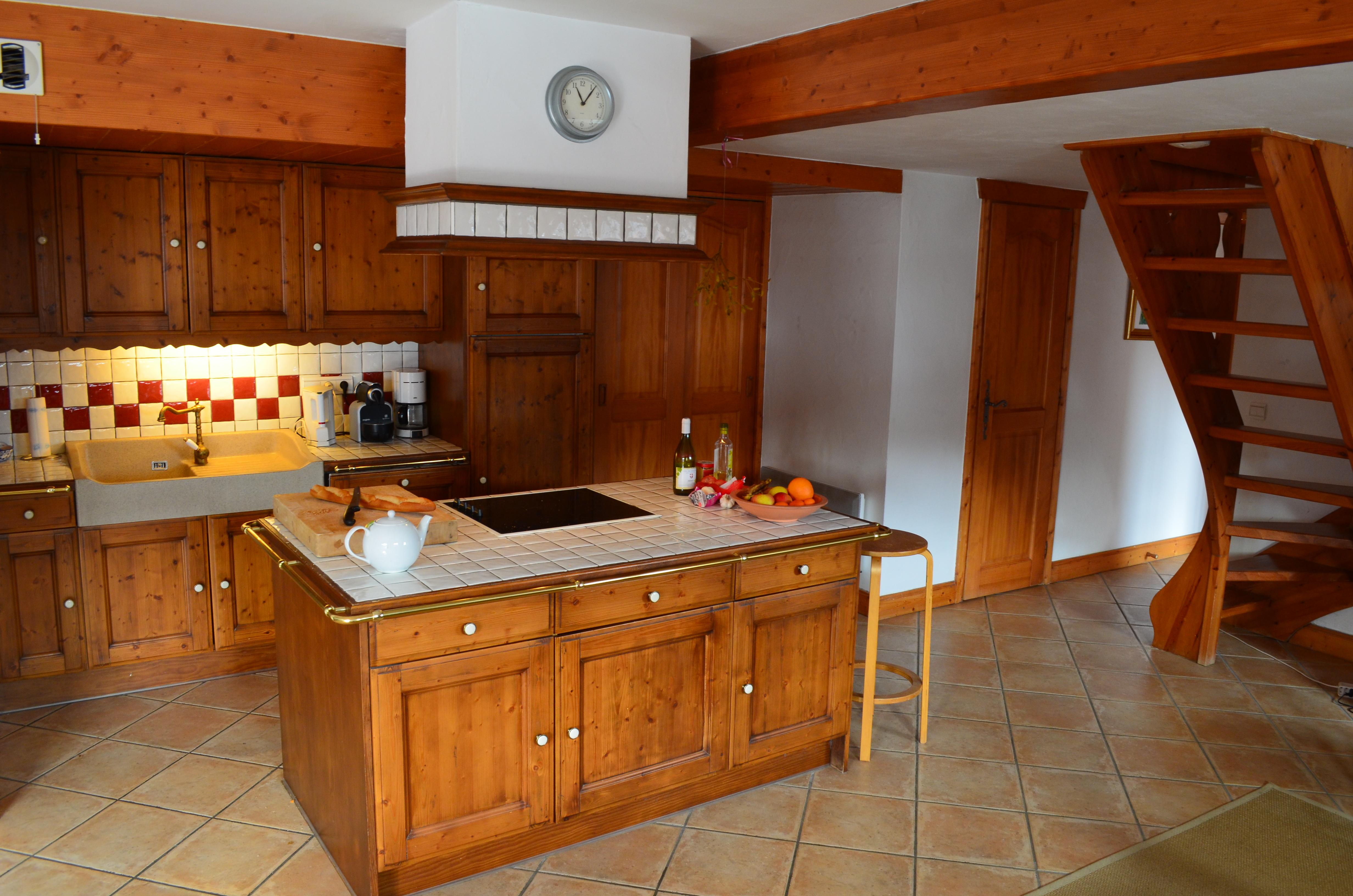 Keuken-zijkant
